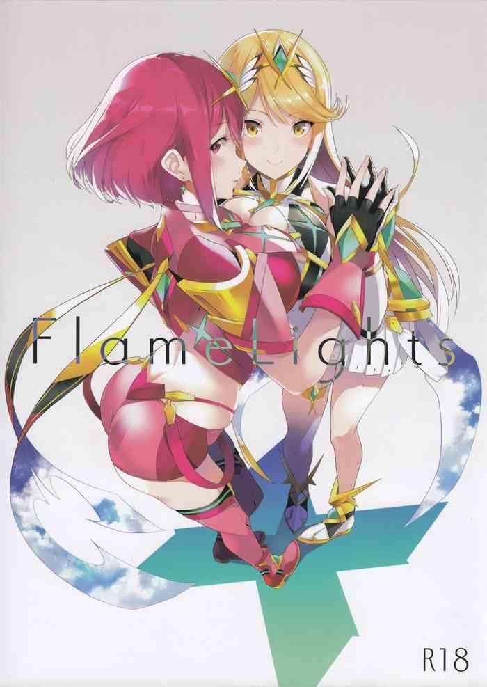 flamelights cover