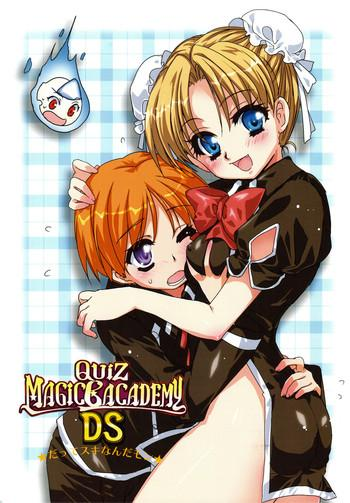 quiz magic bacademy ds cover